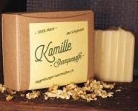 Kamille Shampooseife - Mit Schafmilch
