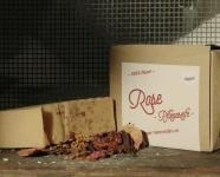 Rose Pflegeseife - Vegan