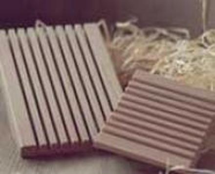 Bild von Holzseifenschale klein
