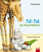 """""""Tüt-Tüt, das kleine Nilpferd"""" von Goschke, Julia (Illustr.)"""