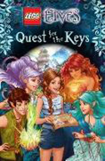 Bild zu LEGO(R) ELVES: Quest for the Keys (eBook)