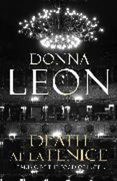 Bild zu Death at La Fenice von Leon, Donna