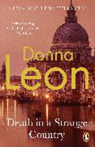 Bild zu Death in a Strange Country von Leon, Donna