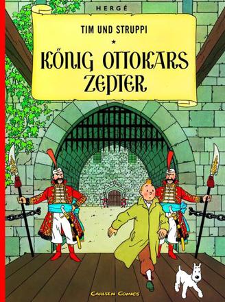Bild zu Tim und Struppi, Band 7 von Hergé