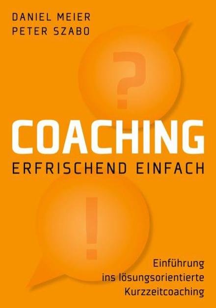 Bild zu Coaching - erfrischend einfach von Meier, Daniel