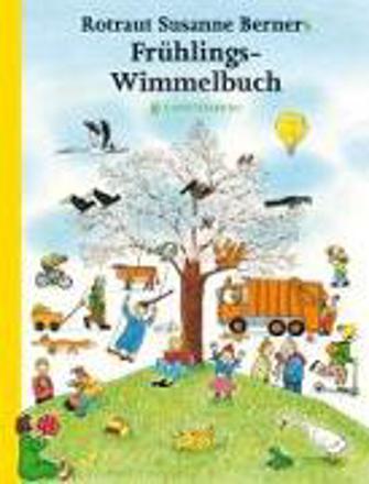 Bild zu Frühlings-Wimmelbuch - Midi von Berner, Rotraut Susanne