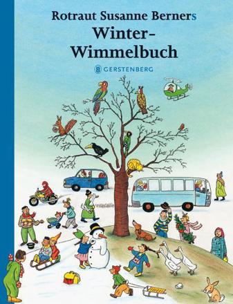 Bild zu Winter-Wimmelbuch - Midi von Berner, Rotraut Susanne