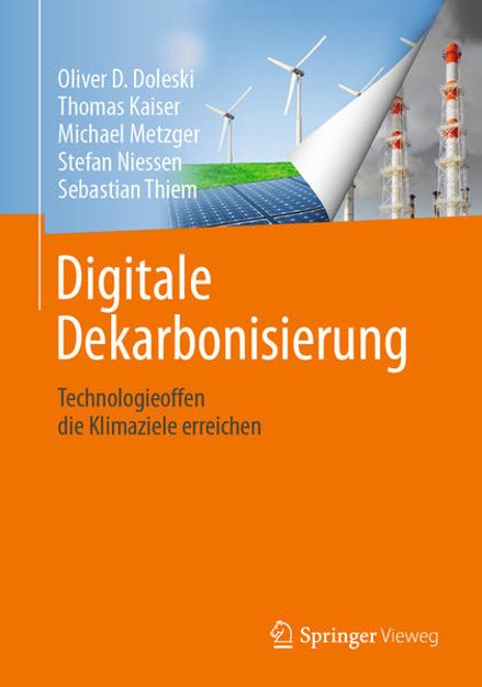 Bild zu Digitale Dekarbonisierung von Doleski, Oliver D.