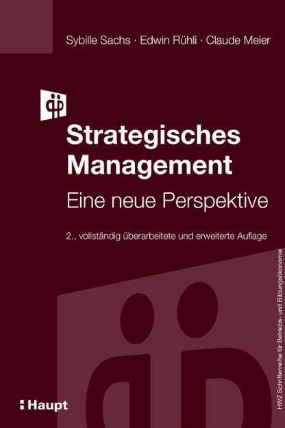 Bild zu Strategisches Management (eBook) von Rühli, Edwin