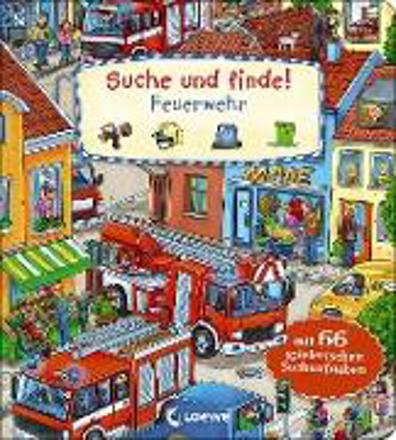 Bild zu Suche und finde! - Feuerwehr von Krause, Joachim (Illustr.)