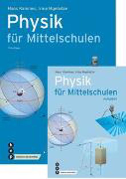 Bild zu Paket: Physik für Mittelschulen und Aufgabenband von Kammer, Hans