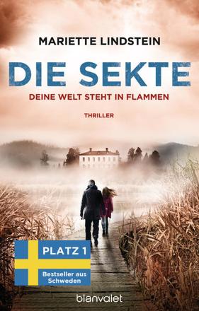 Bild zu Die Sekte - Deine Welt steht in Flammen von Lindstein, Mariette