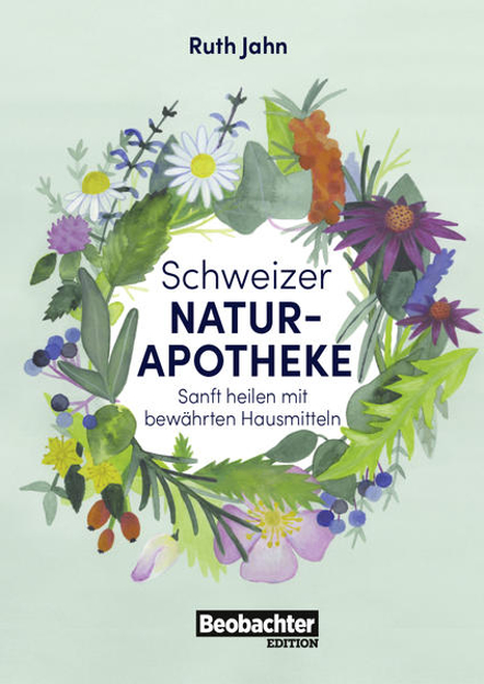 Bild zu Schweizer Naturapotheke von Jahn, Ruth
