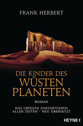 Bild zu Die Kinder des Wüstenplaneten (eBook) von Herbert, Frank
