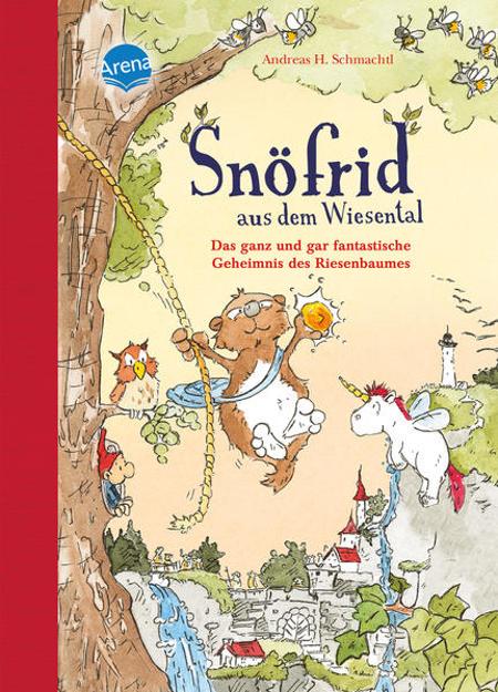 Bild zu Snöfrid aus dem Wiesental (3) Das ganz und gar fantastische Geheimnis des Riesenbaumes von Schmachtl, Andreas H.