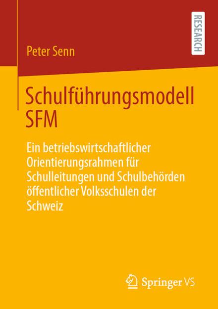 Bild zu Schulführungsmodell SFM von Senn, Peter
