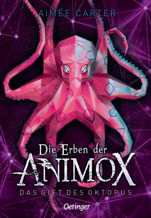 Bild zu Die Erben der Animox 2. Das Gift des Oktopus von Carter, Aimée