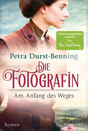 Bild zu Die Fotografin - Am Anfang des Weges von Durst-Benning, Petra