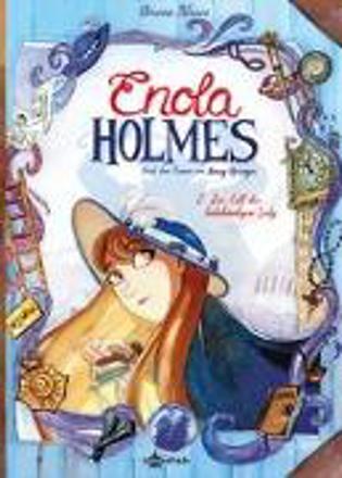 Bild zu Enola Holmes (Comic). Band 2 von Blasco, Serena