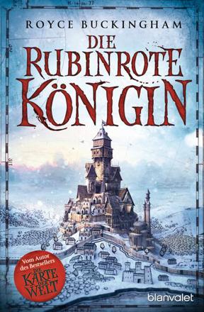 Bild zu Die rubinrote Königin (eBook) von Buckingham, Royce