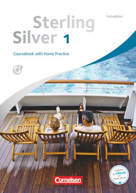 Bild zu Sterling Silver, Englisch für Senioren, Third Edition, A1: Band 1, Kursbuch mit CDs von Stevens, John