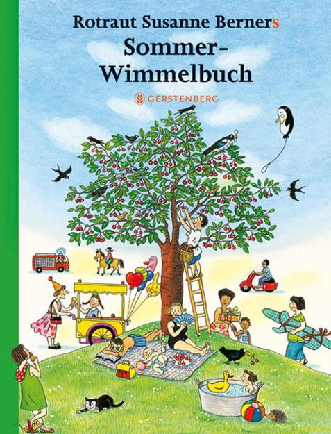 Bild zu Sommer-Wimmelbuch - Midi von Berner, Rotraut Susanne