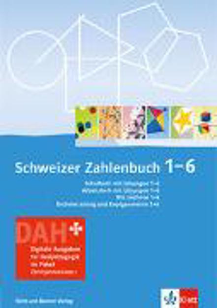 Bild zu Schweizer Zahlenbuch 6 / Schweizer Zahlenbuch 1-6. DAH