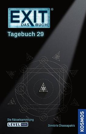 Bild zu EXIT - Das Buch: Tagebuch 29 von Chassapakis, Dimitris