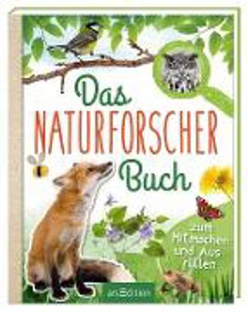 Bild zu Das Naturforscher-Buch von van Saan, Anita