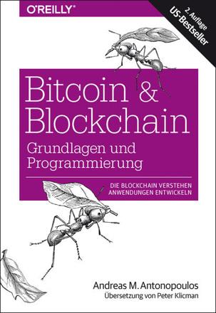 Bild zu Bitcoin & Blockchain - Grundlagen und Programmierung von Antonopoulos, Andreas M.