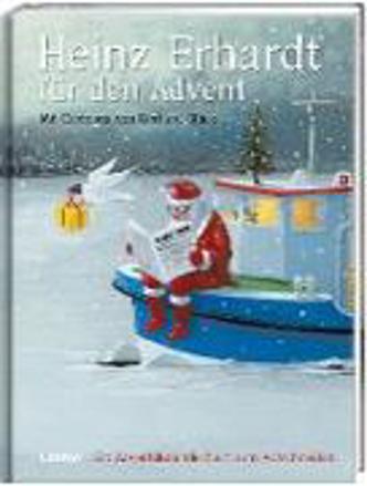 Bild zu Heinz Erhardt für den Advent - Ein Adventskalender mit Bildern von Gerhard Glück von Erhardt, Heinz