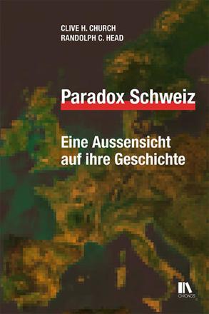 Bild zu Paradox Schweiz von Church, Clive H.