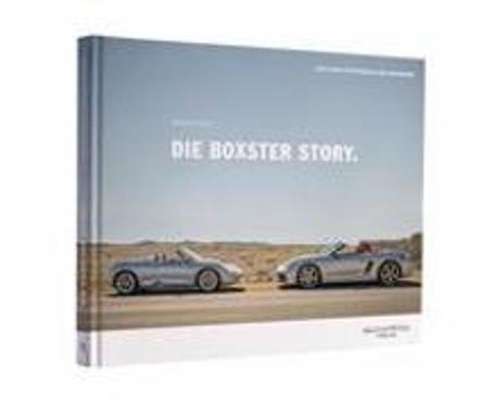 Bild zu Die Boxster Story von Porsche Museum