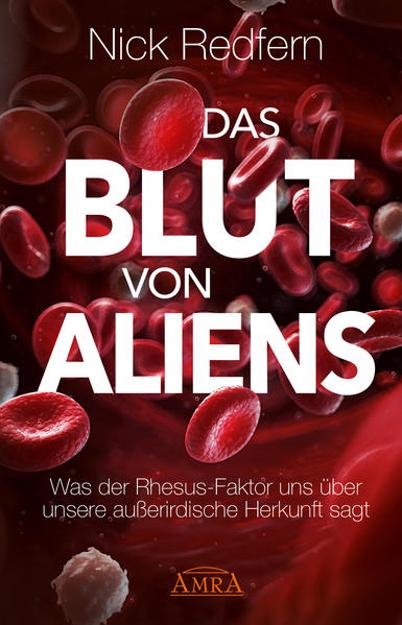 Bild zu Das Blut von Aliens von Redfern, Nick
