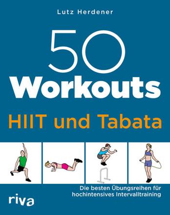Bild zu 50 Workouts - HIIT und Tabata von Herdener, Lutz