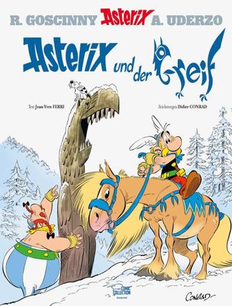Bild zu Asterix 39 von Ferri, Jean-Yves