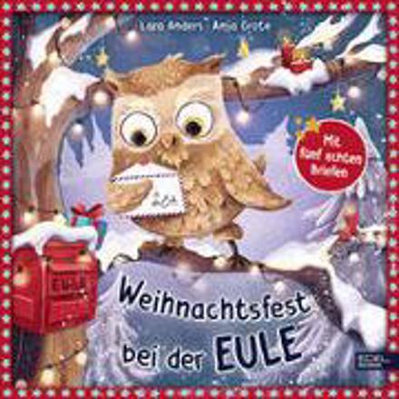 Bild zu Weihnachtsfest bei der Eule von Anders, Lara