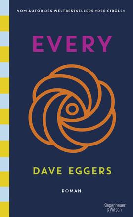 Bild zu Every (deutsche Ausgabe) von Eggers, Dave