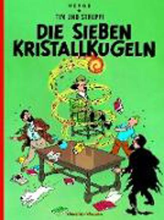 Bild zu Tim und Struppi, Band 12 von Hergé