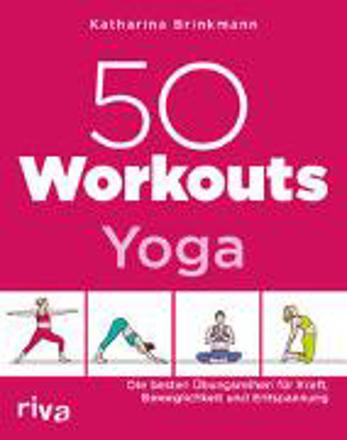 Bild zu 50 Workouts - Yoga von Brinkmann, Katharina