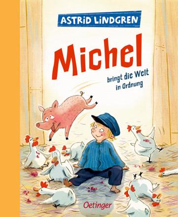 Bild zu Michel aus Lönneberga 3. Michel bringt die Welt in Ordnung von Lindgren, Astrid
