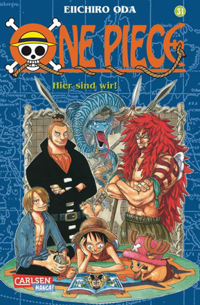 Bild zu One Piece, Band 31 von Oda, Eiichiro