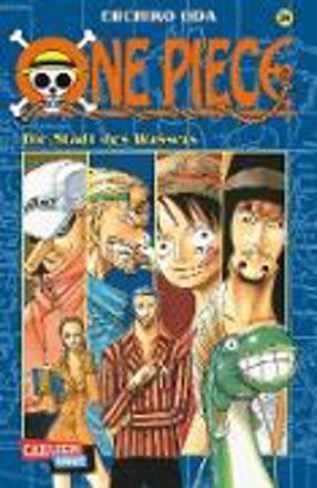 Bild zu One Piece, Band 34 von Oda, Eiichiro