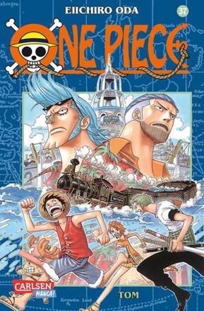 Bild zu One Piece, Band 37 von Oda, Eiichiro