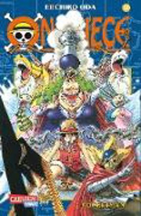 Bild zu One Piece, Band 38 von Oda, Eiichiro