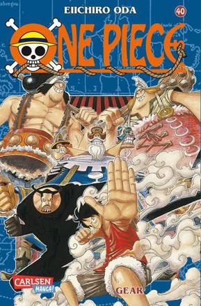 Bild zu One Piece, Band 40 von Oda, Eiichiro