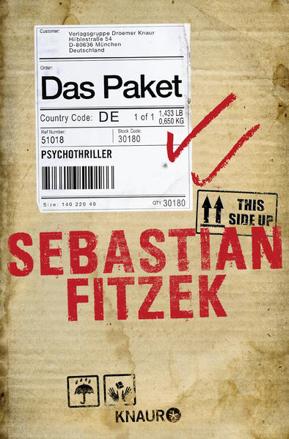 Bild zu Das Paket von Fitzek, Sebastian