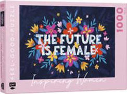 Bild zu Feel-good-Puzzle 1000 Teile - INSPIRING WOMEN: The Future is female