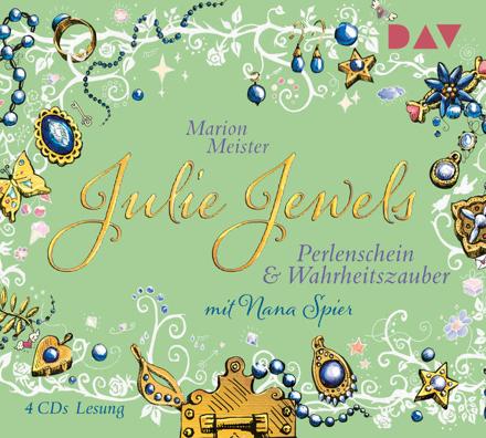 Bild zu Julie Jewels - Teil 1: Perlenschein und Wahrheitszauber von Meister, Marion
