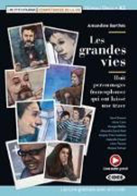 Bild zu Les grandes vies von Barthés, Amandine